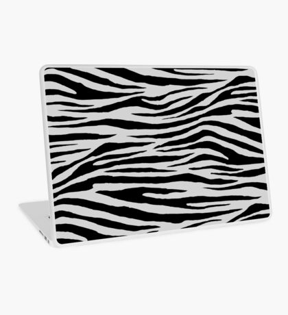 0370 Light Gray Tiger Laptop Skin