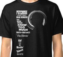 Hitchcock classic Classic T-Shirt