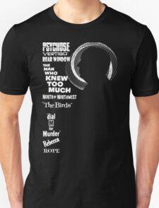 Hitchcock classic Unisex T-Shirt