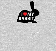 I Love My Rabbit - Rabbit #1 Unisex T-Shirt