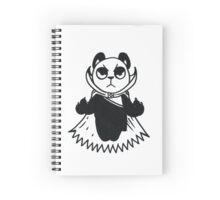 The Nemesis Panda Spiral Notebook