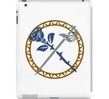 La Rosa Azul [ROSE] Guild iPad Case/Skin