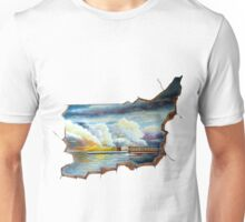 Flooded Train Station  Unisex T-Shirt