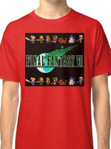 Final Fantasy VII Retro Classic T-Shirt