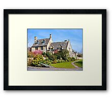Captivating Property. Framed Print