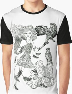 Diana Graphic T-Shirt