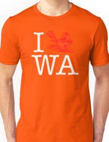 I Crank WA Unisex T-Shirt