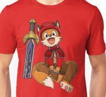 Chibi Fox Furry Unisex T-Shirt