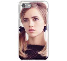 suki waterhouse iPhone Case/Skin