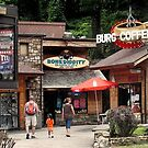 """Gatlinburg, Tennessee, Series, #1, Family Time""... prints and products by © Bob Hall"
