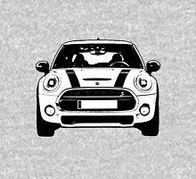 Mini Cooper S - Black and White Unisex T-Shirt