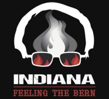 Indiana Feeling The Bern One Piece - Short Sleeve