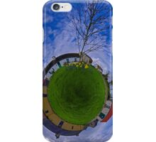 Hanna's Close, on a Sunny Day in County Down iPhone Case/Skin