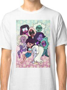 Current Steven Universe Fusions!! Classic T-Shirt