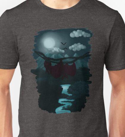 Mountain Bats Unisex T-Shirt