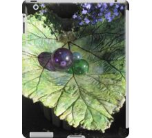 Perfect Cement Elephant Ear iPad Case/Skin