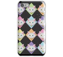 Le Chat Blanc iPhone Case/Skin