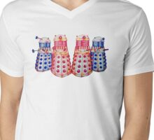 Exterminate ! Mens V-Neck T-Shirt