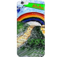 Pot O' Gold...Filled with Aloha iPhone Case/Skin