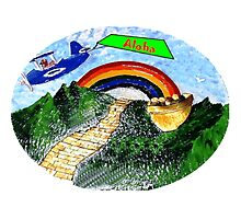 Pot O' Gold...Filled with Aloha Photographic Print