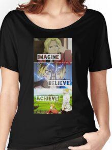 manga -full metal alchemist- Women's Relaxed Fit T-Shirt