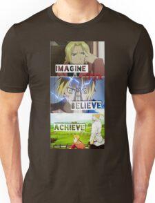 manga -full metal alchemist- Unisex T-Shirt
