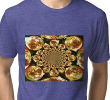 Martian Gold Tri-blend T-Shirt