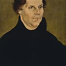 Martin Luther Painting by warishellstore