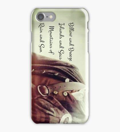Outlander/Jamie Fraser/Opening song iPhone Case/Skin