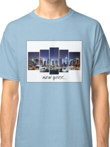 NEW YORK - Funny moments Classic T-Shirt