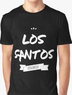 Los Santos /  Vinewood Graphic T-Shirt