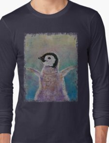 Baby Penguin Long Sleeve T-Shirt