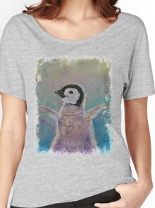 Baby Penguin Women's Relaxed Fit T-Shirt