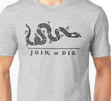 Syracuse Join Or Die Unisex T-Shirt