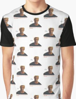 Luke Glanton Graphic T-Shirt