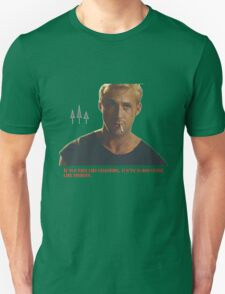 Luke Glanton Unisex T-Shirt