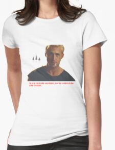 Luke Glanton Womens Fitted T-Shirt