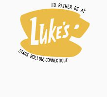 I'd Rather Be At Luke's Unisex T-Shirt