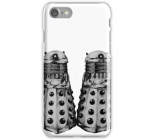 Exterminate ! -Gray iPhone Case/Skin