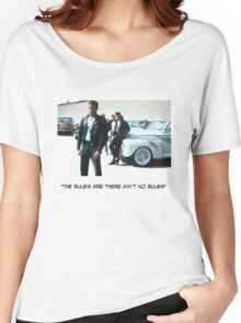 Grease - Thunder Road - Women's Relaxed Fit T-Shirt