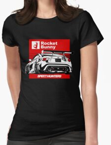 Scion Sport car Womens Fitted T-Shirt
