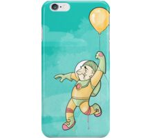Oupa Space iPhone Case/Skin