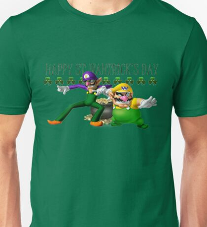 St. Wahtrick's Day Unisex T-Shirt