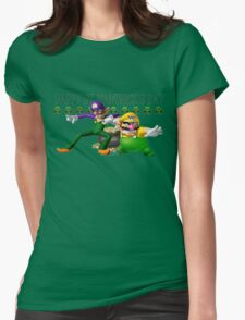 St. Wahtrick's Day Womens Fitted T-Shirt