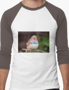 Staring Me Down Men's Baseball ¾ T-Shirt