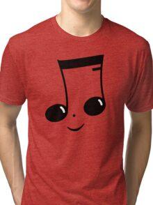 Music Makes Me Happy Tri-blend T-Shirt
