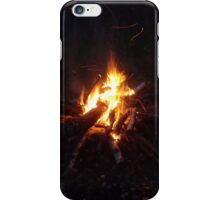 Fireplace iPhone Case/Skin