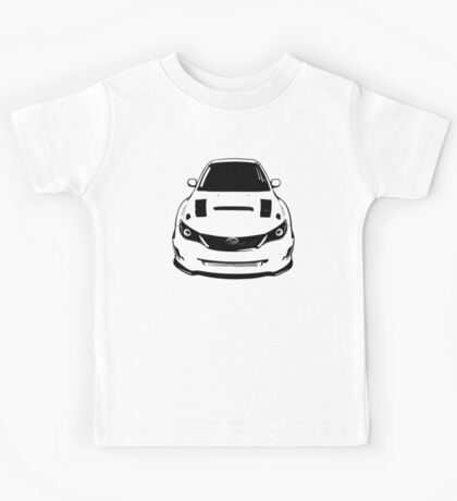 Subaru WRX Kids Tee