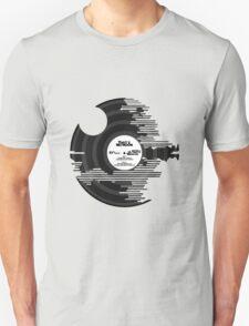 Star Wars - Death Star Vinyl Unisex T-Shirt