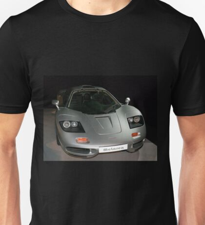 XP3 prototype McLaren F1 road car Unisex T-Shirt